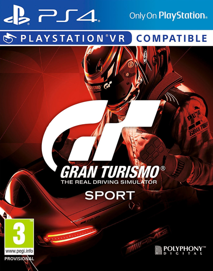 Gran Turismo Sport Türkçe Arayüz Ps4 Oyun. ürün görseli