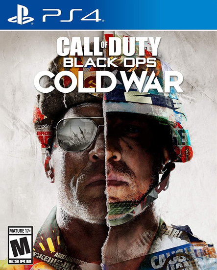Call of Duty Black Ops Cold War PS4 Oyun. ürün görseli