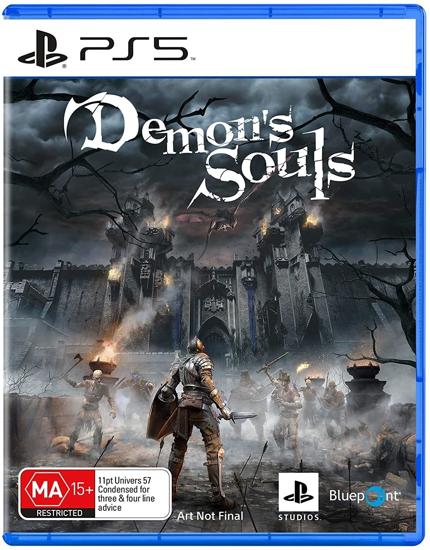 Demon's Souls PS5 Oyun. ürün görseli