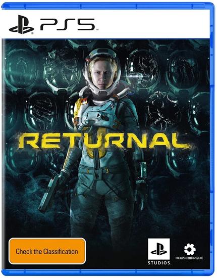 Returnal PS5 Oyun. ürün görseli