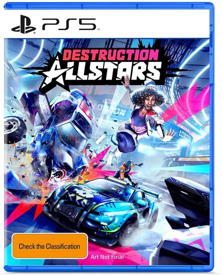 Destruction Allstars PS5 Oyunu. ürün görseli