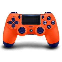 PS4 Dualshock 4 V2 Sunset Orange OEM. ürün görseli