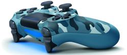 PS4 Dualshock 4 V2 Mavi Kamuflaj OEM. ürün görseli