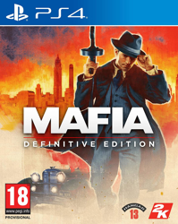 Mafia Definitive Edition PS4 Oyun. ürün görseli