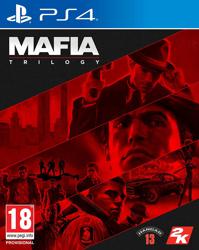 Mafia Trilogy PS4 Oyun. ürün görseli