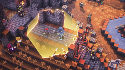Minecraft Dungeons Hero Edition. ürün görseli