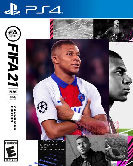 FIFA 21 Şampiyonlar Sürümü Türkçe Arayüz. ürün görseli