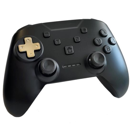 Momen Nintendo Switch Pro Controller Siyah. ürün görseli