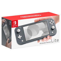 Nintendo Switch Lite Gri (Mağazaya Özel Fiyat Sadece Nakit Ödemelerde Geçerlidir). ürün görseli