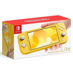 Nintendo Switch Lite Sarı (Mağazaya Özel Fiyat Sadece Nakit Ödemelerde Geçerlidir). ürün görseli