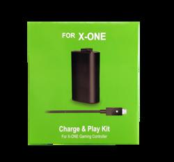 Xbox One X - Xbox One S Şarj Kiti. ürün görseli