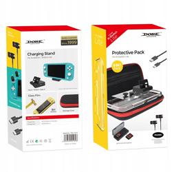 Dobe Nintendo Switch Lite 8in1 Set. ürün görseli