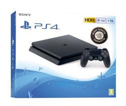 Playstation 4 Slim Black 1TB Sony Eurasia Garantili. ürün görseli