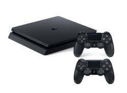 PS4 Slim Black 1TB + 2.KOL Sony Eurasia Garantili. ürün görseli