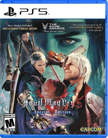 Devil May Cry 5 Special Edition PS5 Oyun. ürün görseli