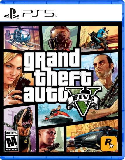 GTA 5 PS5 Oyun. ürün görseli