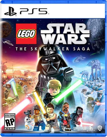 LEGO Star Wars The Skywalker Saga PS5 Oyun. ürün görseli
