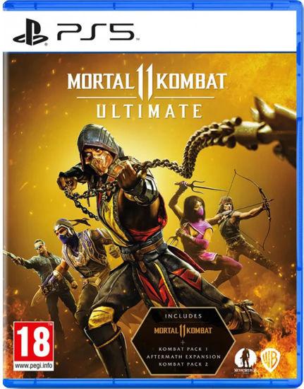 Mortal Kombat 11 Ultimate Edition PS5 Oyun. ürün görseli