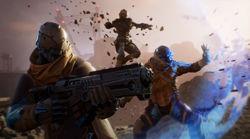 Outriders PS5 Oyun. ürün görseli