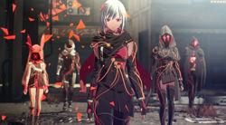Scarlet Nexus PS5 Oyun. ürün görseli