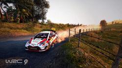 WRC 9 PS5 Oyun. ürün görseli