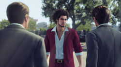 Yakuza Like a Dragon PS5 Oyun. ürün görseli