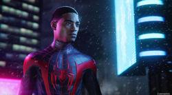 Marvels Spiderman Miles Morales PS5 Oyun. ürün görseli