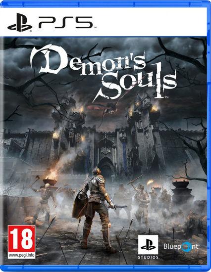 Demon's Souls Türkçe Altyazı PS5 Oyun. ürün görseli