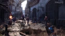 Dying Light 2 PS5 Oyun. ürün görseli