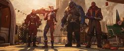 Suicide Squad Kill the Justice League PS5 Oyun. ürün görseli