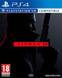 Hitman 3 PS4 Oyun. ürün görseli