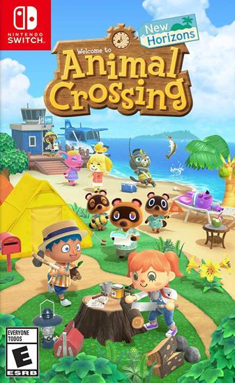 Animal Crossing New Horizons Nintendo Switch Oyun. ürün görseli