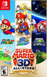 Nintendo Switch Red Neon Blue Yeni Model + Super Mario 3D All-Stars Oyunu. ürün görseli