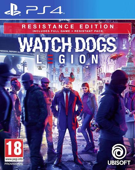 Watch Dogs Legion PS4. ürün görseli