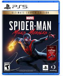 Marvel's Spider-Man Miles Morales Ultimate Sürüm PS5 Oyun. ürün görseli