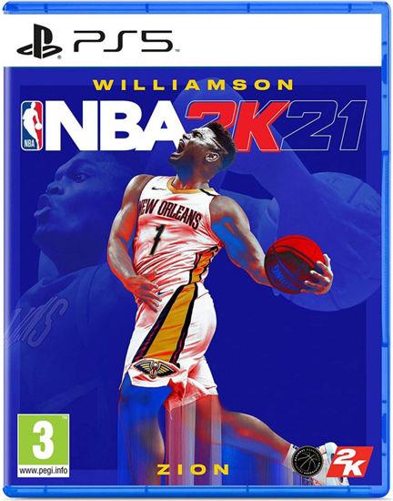 NBA 2K21 PS5 Oyun. ürün görseli