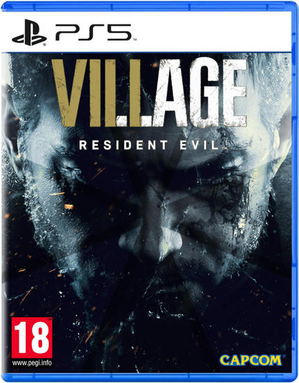 Resident Evil 8 Village  PS5 Oyun. ürün görseli