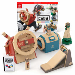 Nintendo Labo Toy-Con 03 Vehicle Drive Kit. ürün görseli