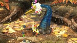 Pikmin 3 Deluxe NS Oyun. ürün görseli