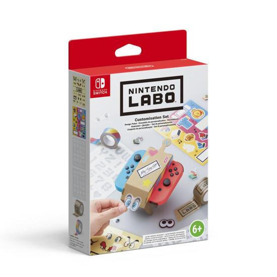 Nintendo Labo Özelleştirme Seti. ürün görseli