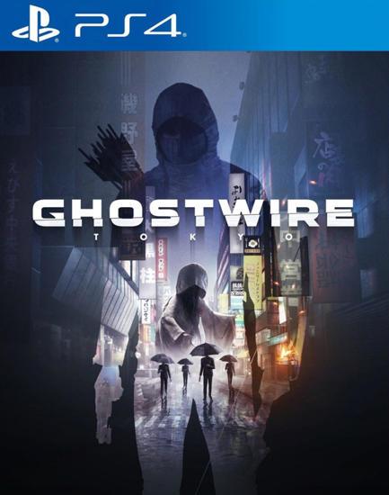 Ghostwire Tokyo PS4 Oyun. ürün görseli