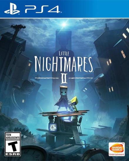 Little Nightmares II PS4 Oyun. ürün görseli