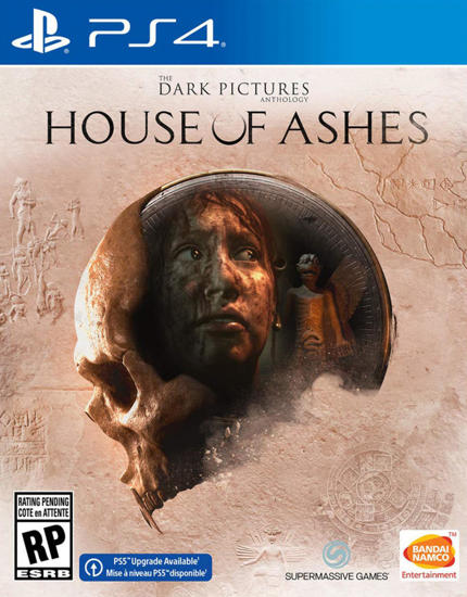 The Dark Pictures House of Ashes PS4 Oyun. ürün görseli