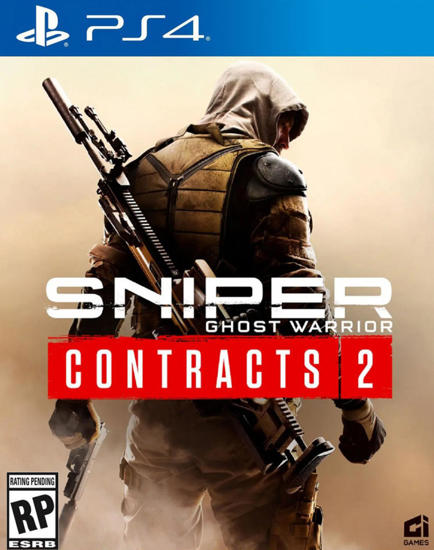 Sniper Ghost Warrior Contracts 2 PS4 Oyun. ürün görseli