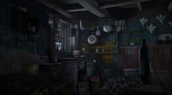 Resident Evil 8 Village PS4 Oyun. ürün görseli