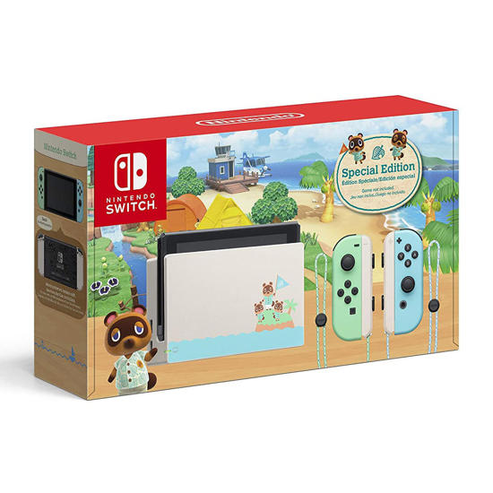 Nintendo Switch Animal Crossing New Horizons Edition Konsol. ürün görseli