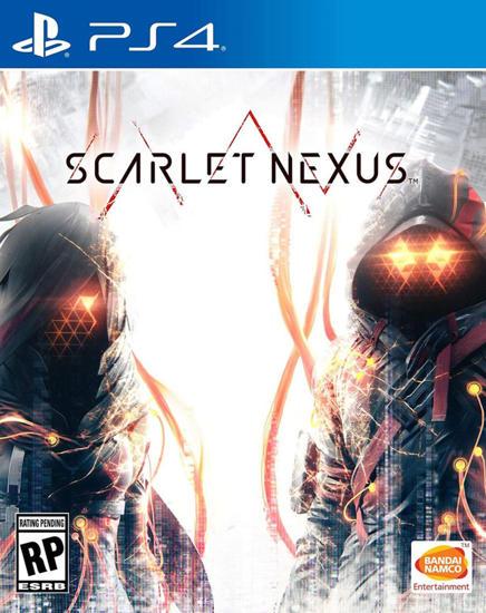 Scarlet Nexus PS4 Oyun. ürün görseli