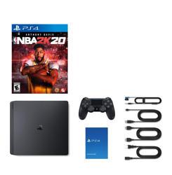 PS4 Slim 500 GB + NBA 2K20 Eurasia Garantili. ürün görseli