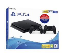 PS4 Slim 500 GB + 2.Kol Eurasia Garantili. ürün görseli