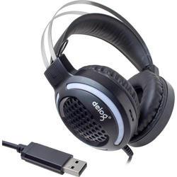 Deiog E-8250 7.1 USB Rgb Mikrofonlu Gaming Oyuncu Kulaklığı. ürün görseli